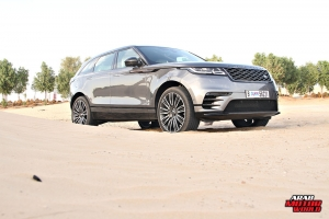 Range Rover Velar Test Drive - Arab Motor World (13)