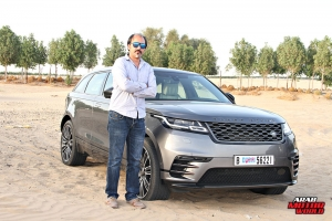 Range Rover Velar Test Drive - Arab Motor World (14)