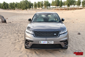 Range Rover Velar Test Drive - Arab Motor World (15)