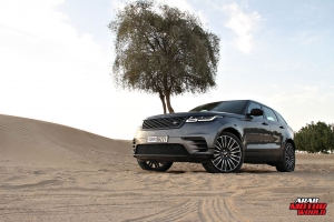 Range Rover Velar Test Drive - Arab Motor World (2)