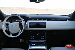 Range Rover Velar Test Drive - Arab Motor World (22)