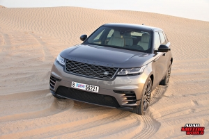 Range Rover Velar Test Drive - Arab Motor World (24)