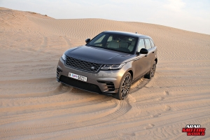 Range Rover Velar Test Drive - Arab Motor World (25)