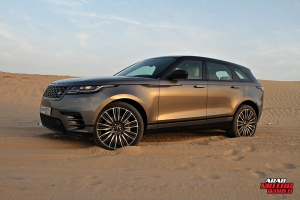 Range Rover Velar Test Drive - Arab Motor World (26)