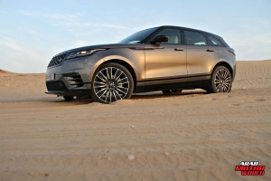Range Rover Velar Test Drive - Arab Motor World (27)