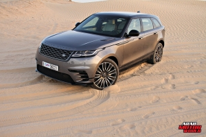 Range Rover Velar Test Drive - Arab Motor World (28)
