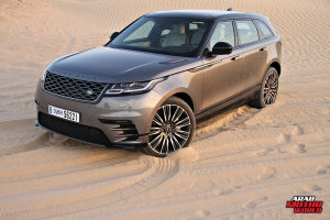 Range Rover Velar Test Drive - Arab Motor World (29)