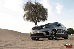 Range Rover Velar Test Drive - Arab Motor World (3)