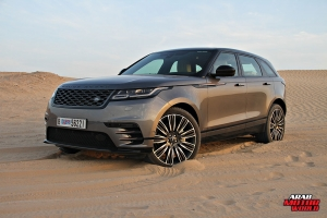 Range Rover Velar Test Drive - Arab Motor World (30)