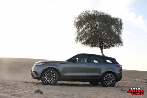 Range Rover Velar Test Drive - Arab Motor World (5)