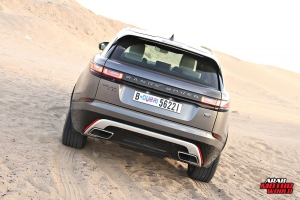 Range Rover Velar Test Drive - Arab Motor World (9)