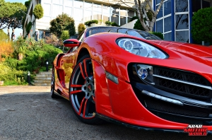 Red Cayman Porsche Anibal Bodykit Rush (5)