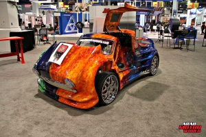SEMA Show 2018 Best Tuned Cusomized Cars (25)