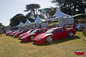 Salon Prive Classic Cars Ferrari Arab Motor World (3)