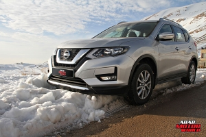 Snow-retreat-2018-Nissan-X-Trail-Arab-Motor-World-02