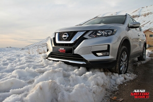 Snow-retreat-2018-Nissan-X-Trail-Arab-Motor-World-09