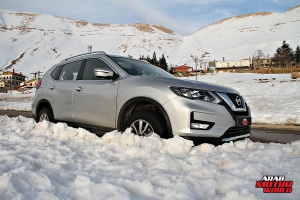 Snow-retreat-2018-Nissan-X-Trail-Arab-Motor-World-10