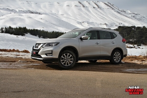 Snow-retreat-2018-Nissan-X-Trail-Arab-Motor-World-13