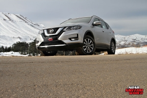 Snow-retreat-2018-Nissan-X-Trail-Arab-Motor-World-14