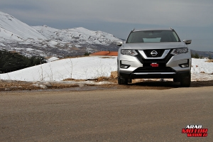 Snow-retreat-2018-Nissan-X-Trail-Arab-Motor-World-15