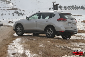 Snow-retreat-2018-Nissan-X-Trail-Arab-Motor-World-16