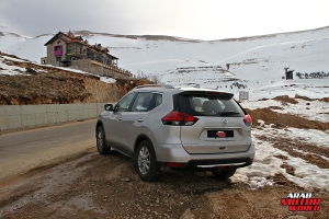Snow-retreat-2018-Nissan-X-Trail-Arab-Motor-World-17