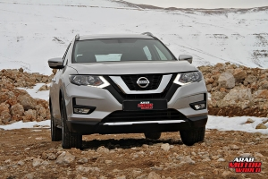 Snow-retreat-2018-Nissan-X-Trail-Arab-Motor-World-18