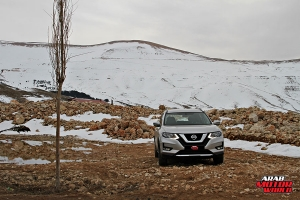 Snow-retreat-2018-Nissan-X-Trail-Arab-Motor-World-19