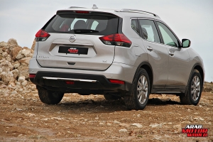 Snow-retreat-2018-Nissan-X-Trail-Arab-Motor-World-21