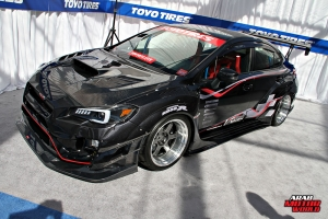 Subaru SEMA Show 2018 Best Tuned Cusomized Cars (1)