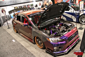 Subaru SEMA Show 2018 Best Tuned Cusomized Cars