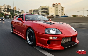 Supra Toyota Arab Motor World Performance Cars (1)