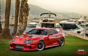 Supra Toyota ARab Motor World Performance Cars (2)