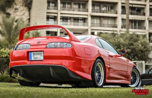 Supra Toyota ARab Motor World Performance Cars (5)
