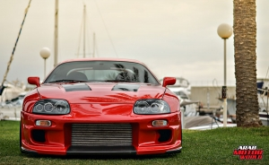 Supra Toyota ARab Motor World Performance Cars (6)