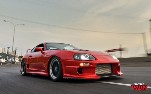Supra Toyota ARab Motor World Performance Cars (8)