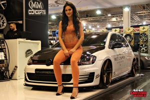 The Girls of Essen Tuning Show Arab Motor World Heels and Wheels (13)
