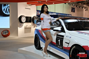 The Girls of Essen Tuning Show Arab Motor World Heels and Wheels (17)