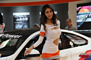 The Girls of Essen Tuning Show Arab Motor World Heels and Wheels (21)