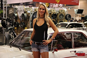 The Girls of Essen Tuning Show Arab Motor World Heels and Wheels (31)