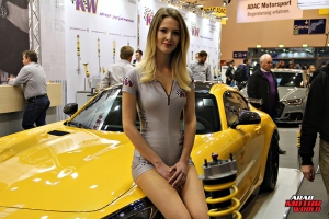 The Girls of Essen Tuning Show Arab Motor World Heels and Wheels (32)