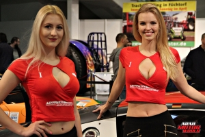 The Girls of Essen Tuning Show Arab Motor World Heels and Wheels (36)