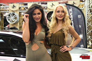 The Girls of Essen Tuning Show Arab Motor World Heels and Wheels (37)