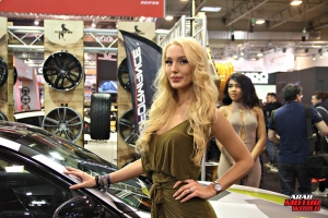 The Girls of Essen Tuning Show Arab Motor World Heels and Wheels (38)
