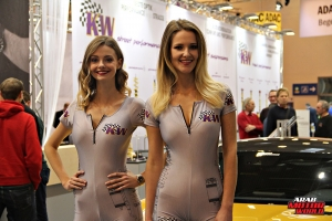 The Girls of Essen Tuning Show Arab Motor World Heels and Wheels (6)