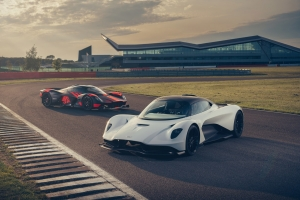Aston Martin Valhalla and Valkyrie