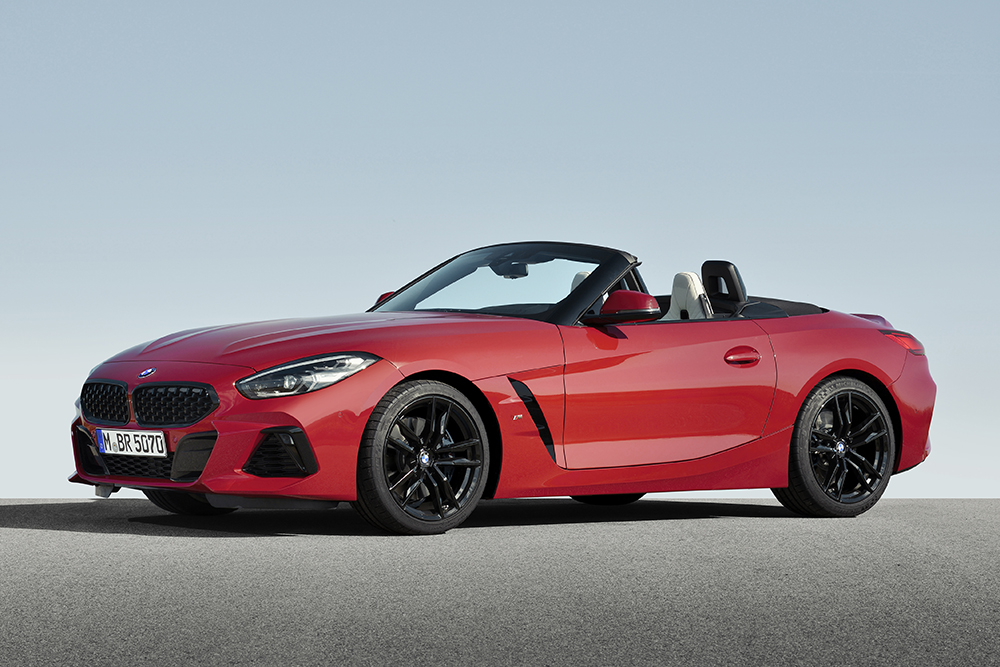 the new bmw z4 roadster - Arab Motor World (1)