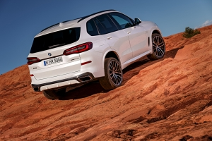 BMW X5 2019 Arab Motor World
