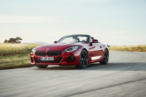 the new bmw z4 roadster - Arab Motor World (11)
